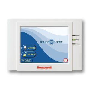 CLAVIER LCD HONEYWELL TOUCHCENTER