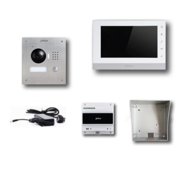 DAHUA VTKB-S - Kit interphonie vidéo IP