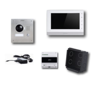 DAHUA VTKB-E - Kit interphonie vidéo IP